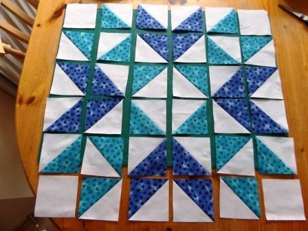 Wyoming Valley Quilt Block - Ludlow Quilt and Sew