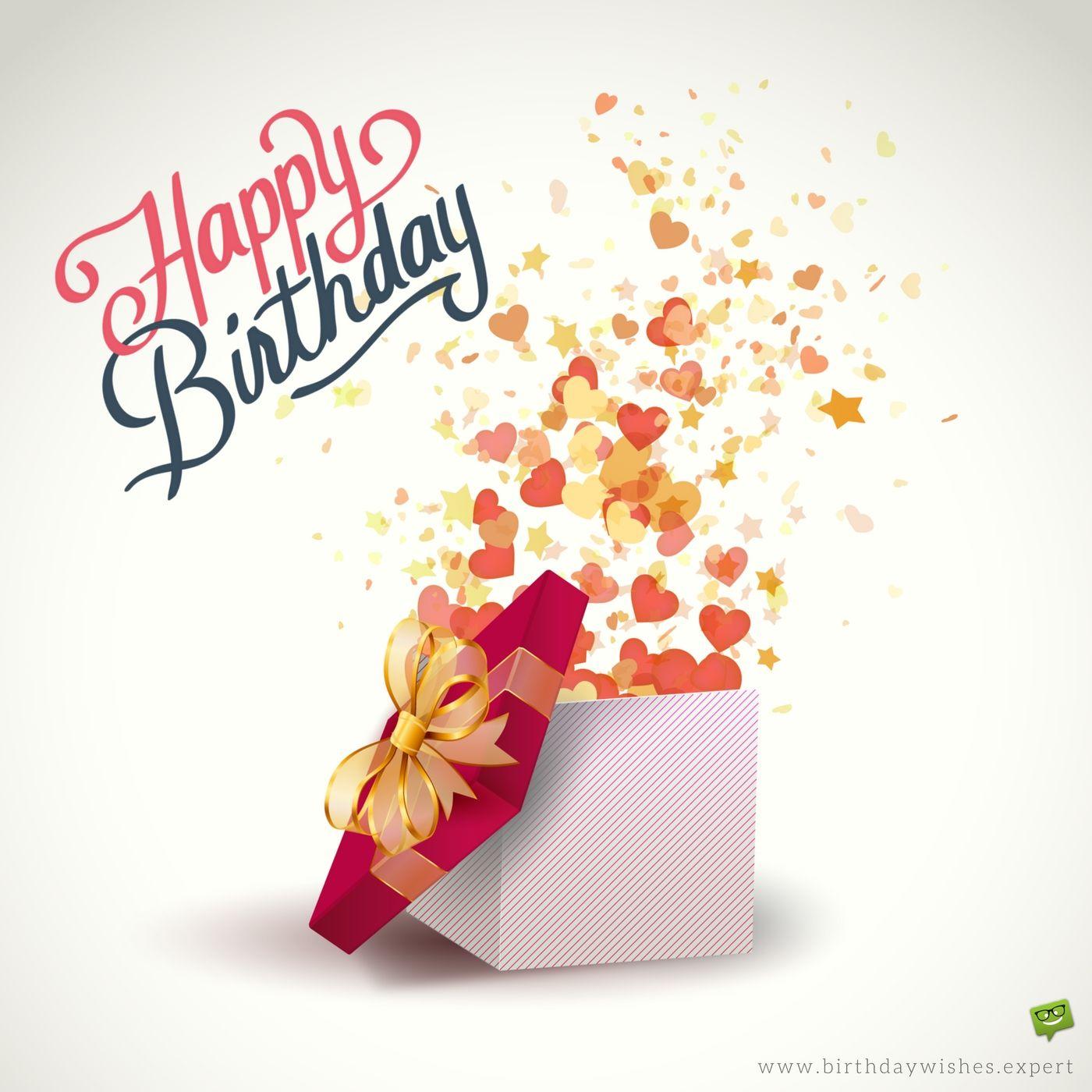 Happy Birthday To You Happy birthday greetings, Birthday