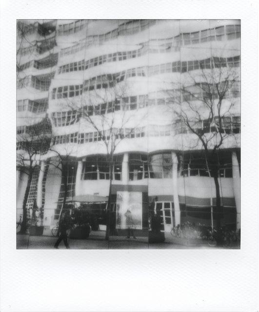 Lucas Orozco  Den Haag by Meier  SX-70, PX100 test film