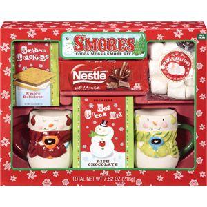 Walmart Cocoa Mugs S More Kit Gift Set Diy Christmas Gifts Mugs Cute Teacher Gifts
