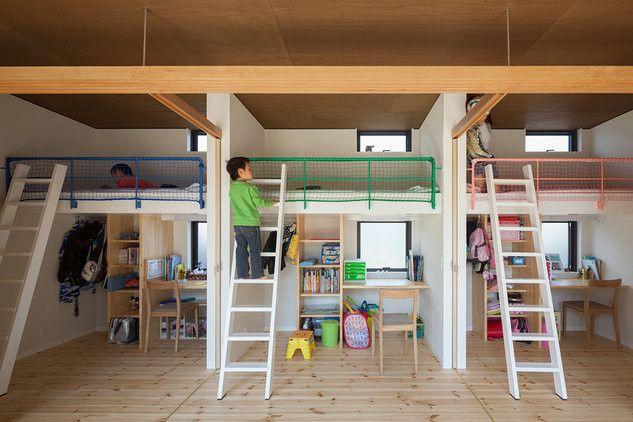 子どものクリエイティビティを育む家づくりアイデア5選 Home