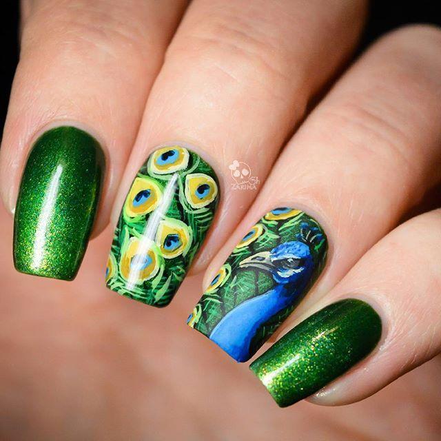 Pin by Tasha Prewitt on NAs: @zarina_sh.nail.art   Pinterest   Nail ...