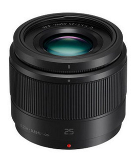 Panasonic Lumix G 25mm F 1 7 Asph Lens In 2021 Panasonic Lumix Camera Lens Panasonic