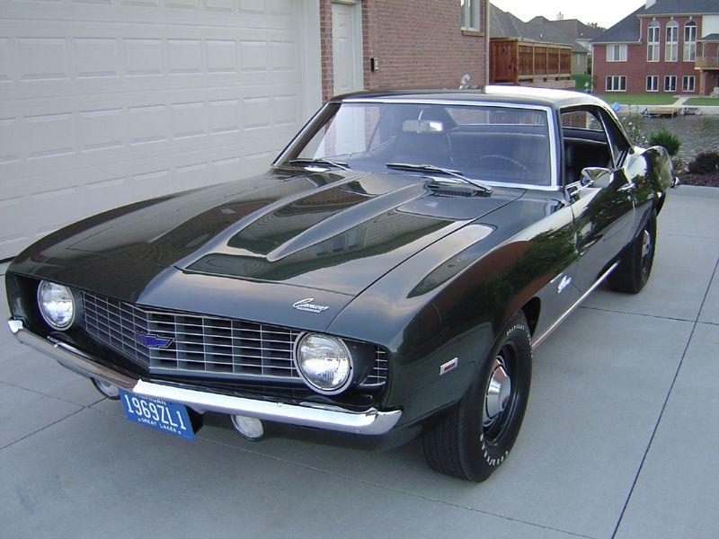 Heartbeatcity Com 1969 Chevrolet Camaro Zl1 Extremely Rare Chevrolet Camaro Zl1 Muscle Cars Camaro Chevrolet Camaro