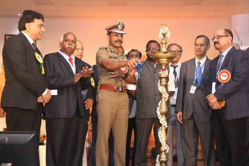 The Indian Pharmaceutical Congress inaugurated By Dr. C.Sylendra Babu; ADGP- Tamilnadu