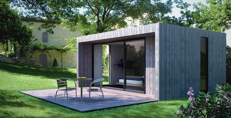 Pin by MAG Arhitektura on Landscape design   Cabane, Jardin maison ...