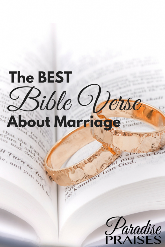 What are some christian verses on dating