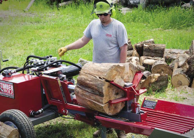 Buildlogsplitter Jpeg 681 484 Wood Splitter Wood Firewood Processor