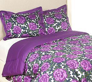 Liz Claiborne New York Bergman Floral Comforter Set