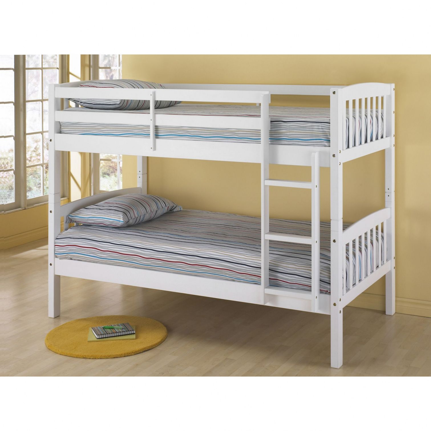 White Twin Bunk Beds Favorite Interior Paint Colors Check more