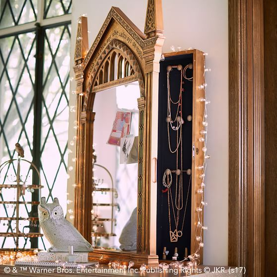 34+ Mirror of erised jewelry cabinet viral