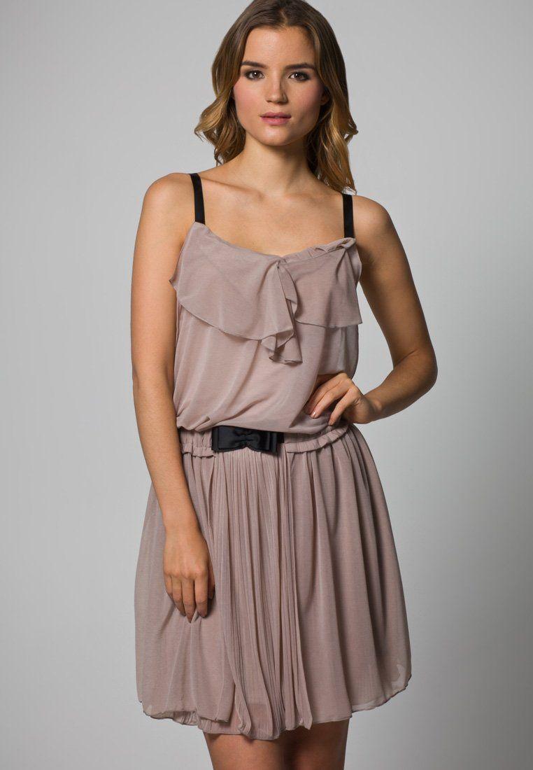 ROSALI - Cocktailkleid - beige type
