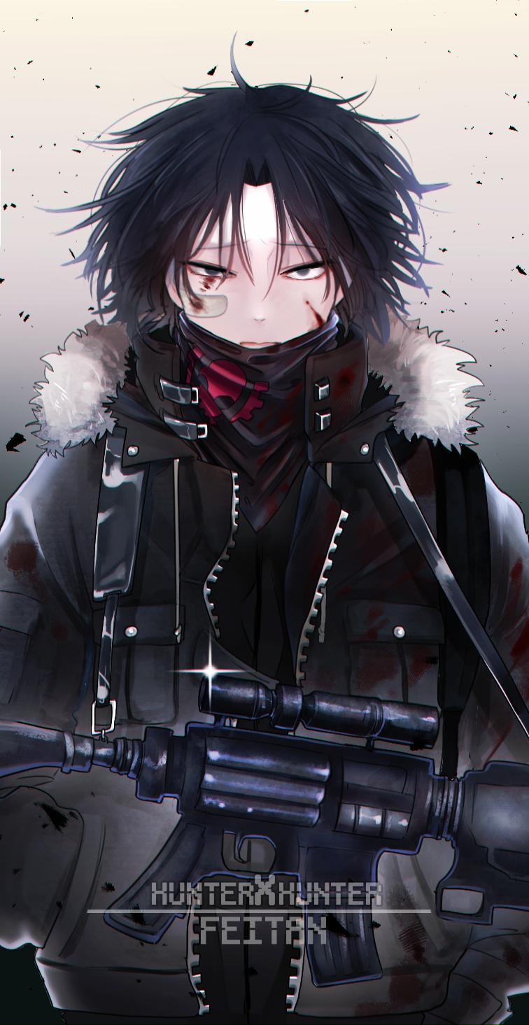 Hunter Spinne
