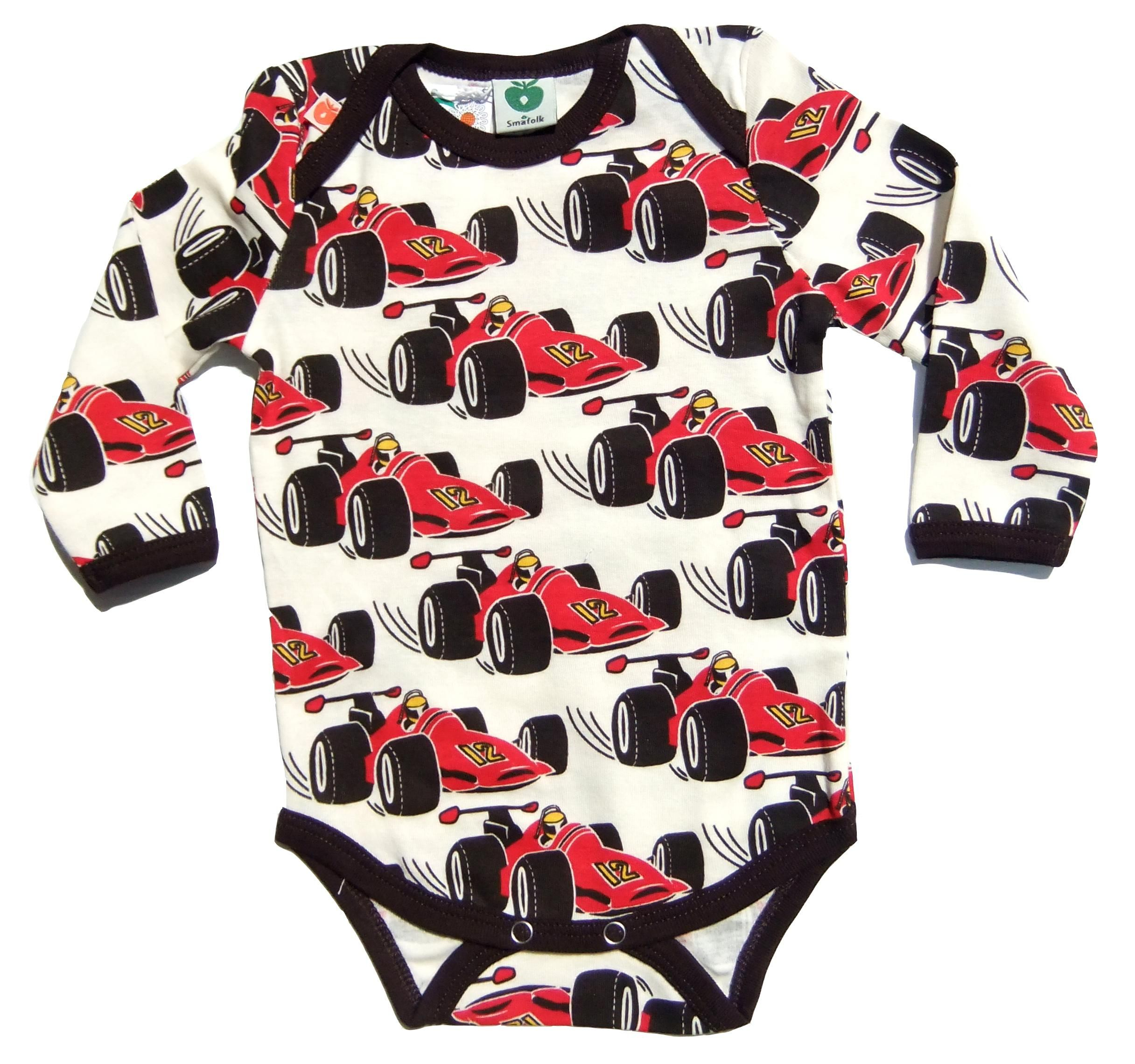 Racer bodysuit Retro Baby Clothes Baby Boy clothes toddler