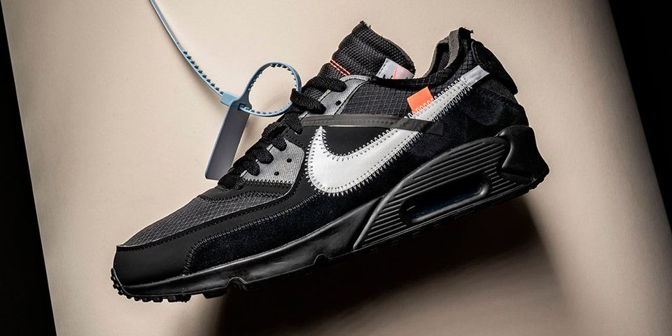 OFF WHITE x Nike Air Max 90 Black: Release Date, Price & More