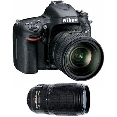 D610 FX-format 243 MP 1080p video Digital SLR Camera with 24-85mm - photographer release form