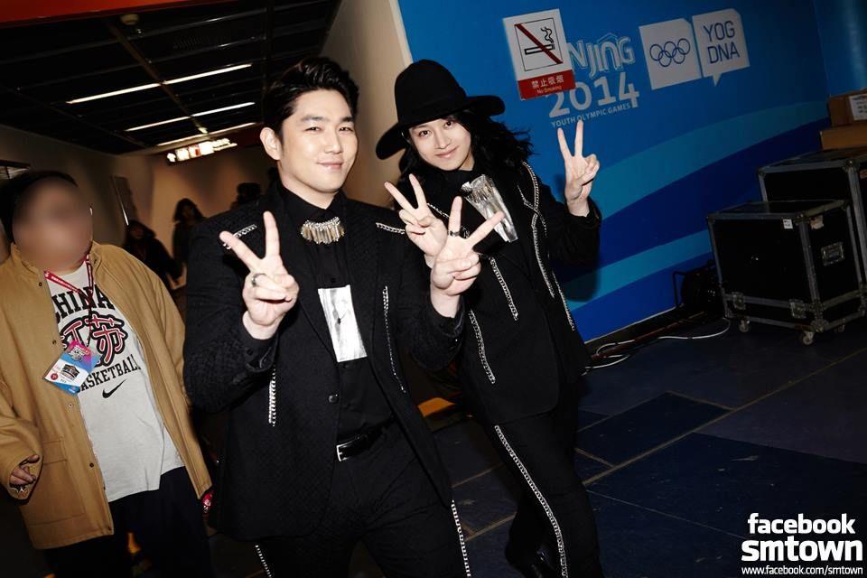 Super Junior Smtown Facebook Page Heechul Super Junior New Year Concert