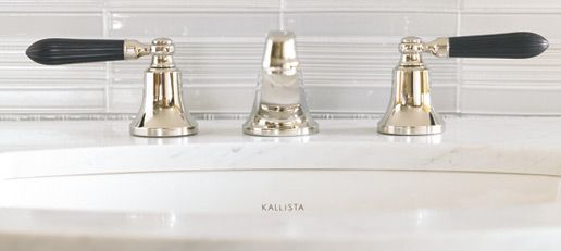 Kallista\'s Glamour Collection by Barbara Barry - faucet | Bathroom ...