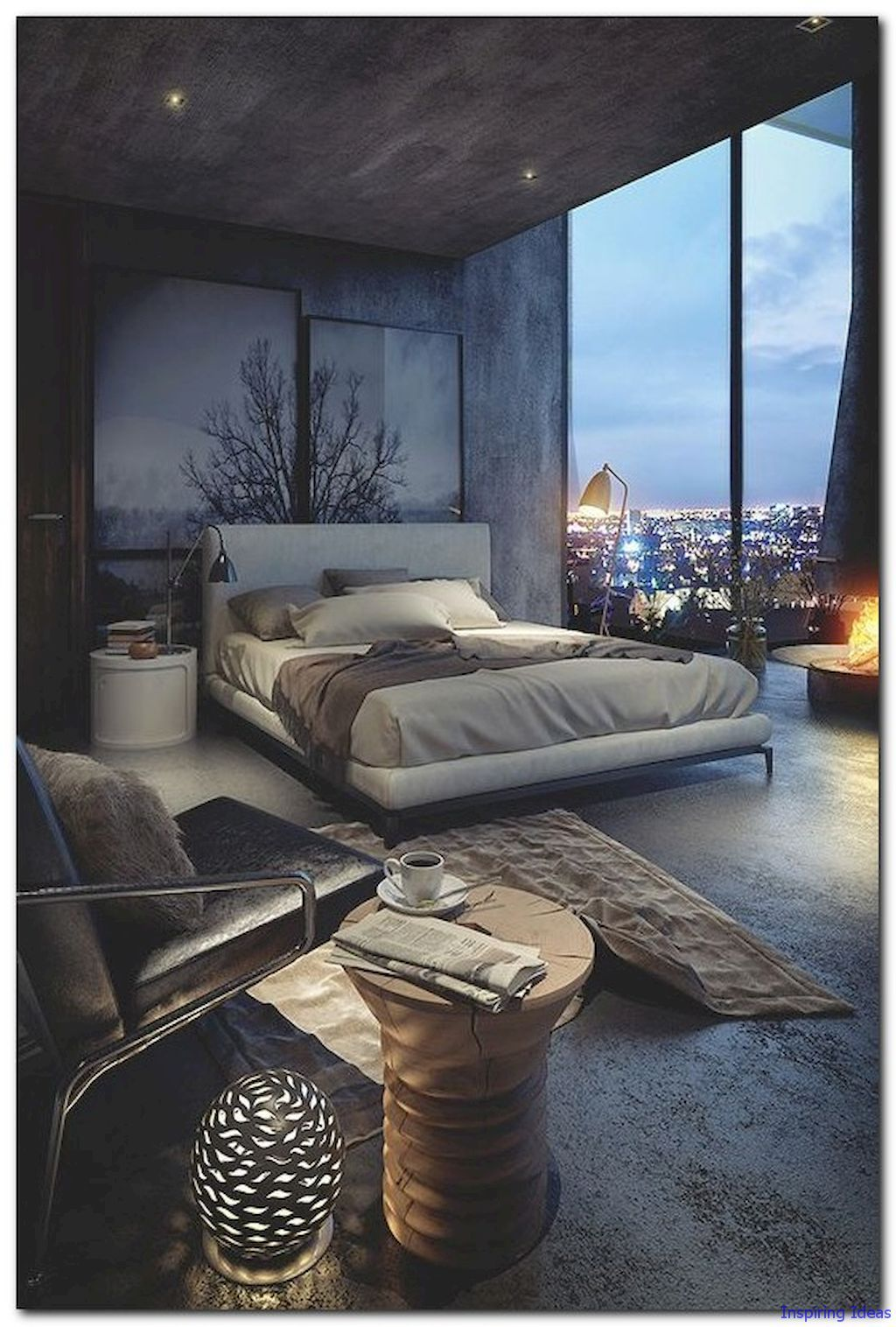 Apartment decorating ideas for a single guy is a creative mix of comfortable functionality and ergonomic design with masculine vibe. & 47 Great Apartment Decorating Ideas for Men | Home Decor Ideas For ...