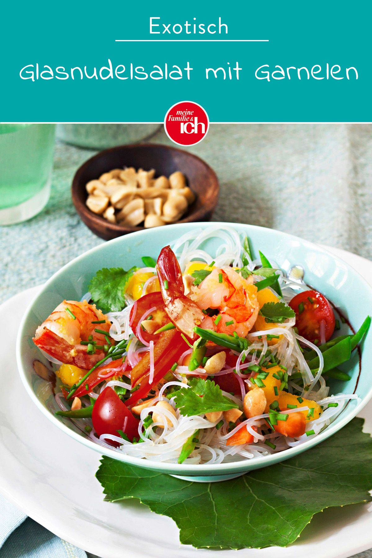 50++ Gebratene garnelen auf salat ideen