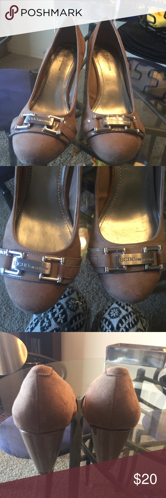 Bcbg shoes Never been worn BCBGeneration Shoes Wedges
