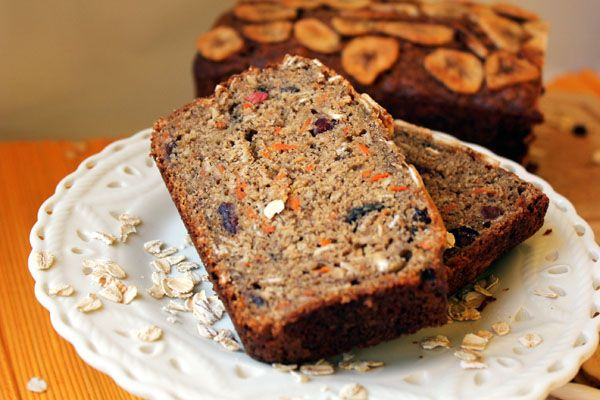 recipe: healthy carrot bread recipe [30]