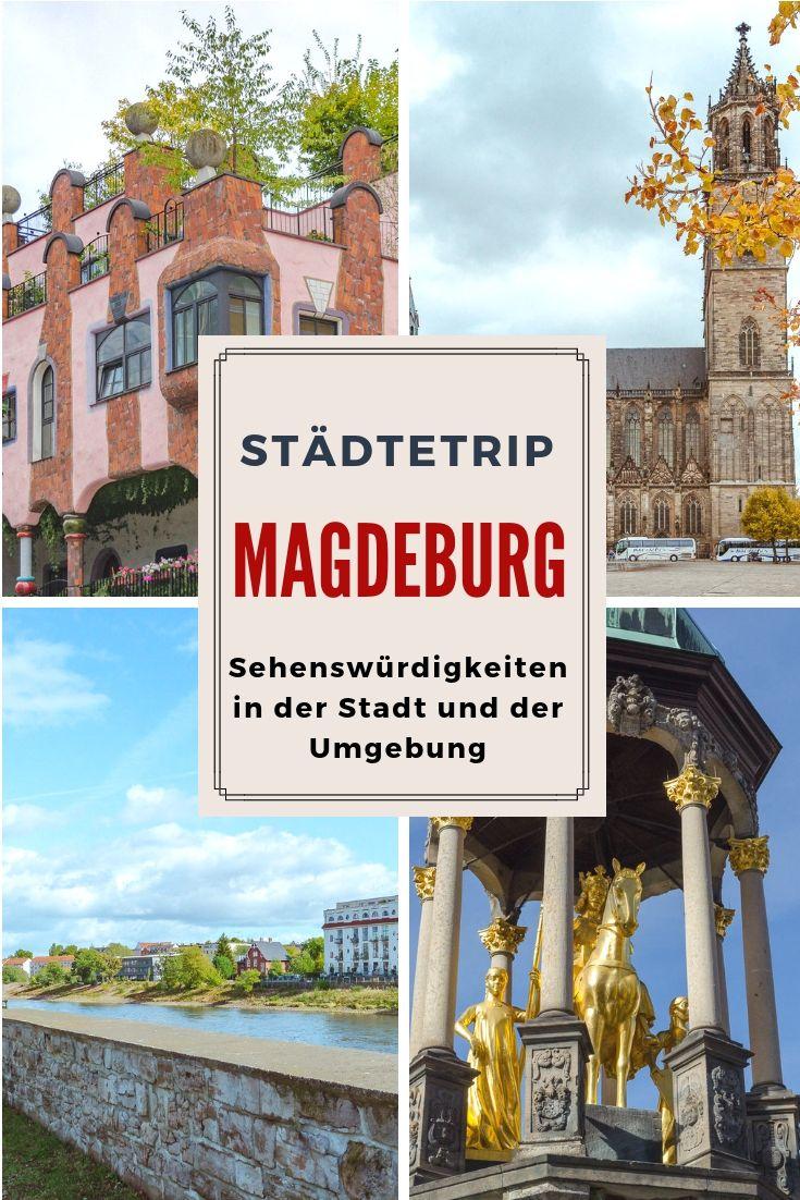 Magdeburg - Sehenswürdigkeiten & Tipps für Deinen Städtetrip