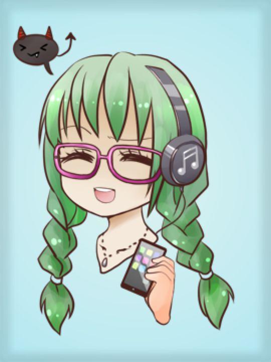 Me as anime