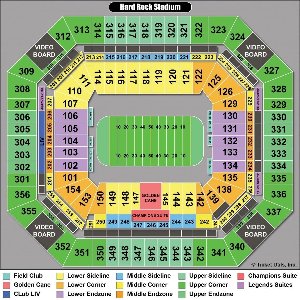 8c994b97f08c78019806fda6b5ad1173 - Hard Rock Stadium Miami Gardens Seating Chart