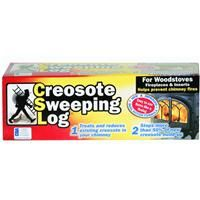 Creosote Sweeping Log Http Www Spahnandrose Com Chimney Cleaning Fireplace Inserts How To Remove