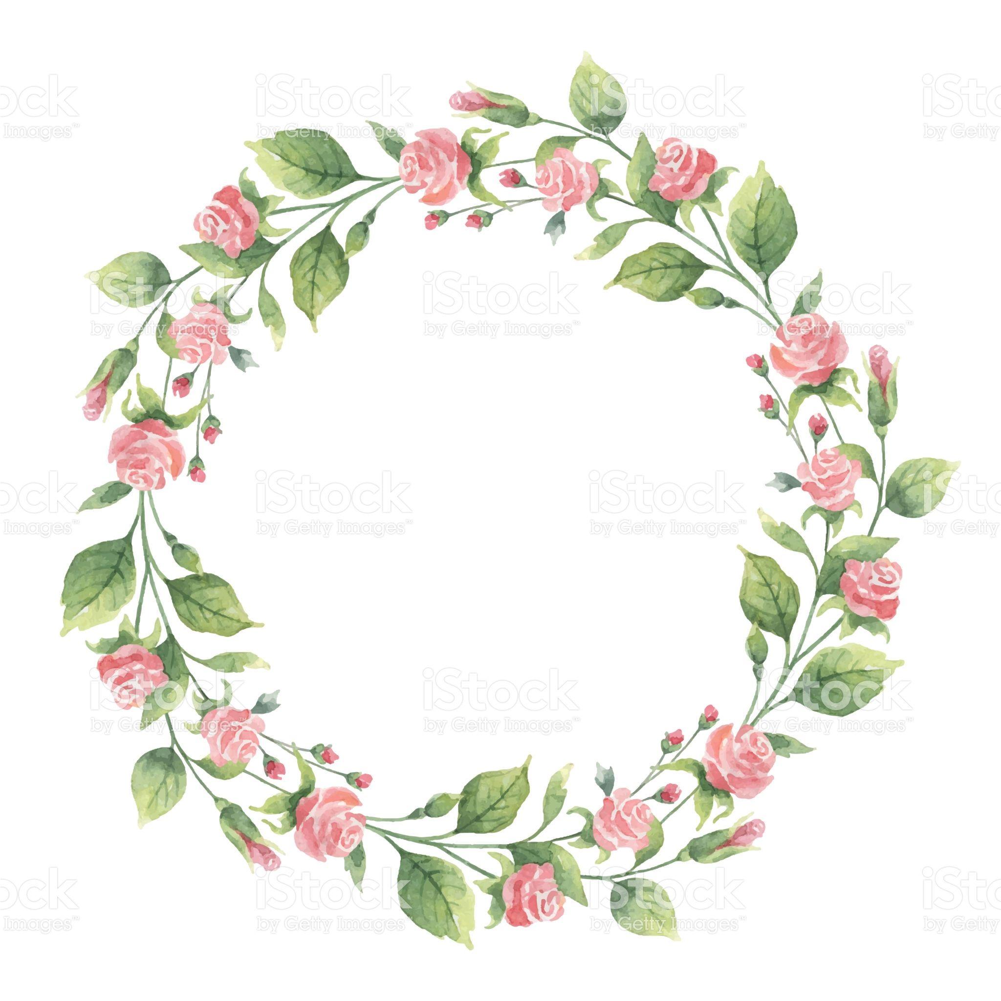 Wreath of flowers 94