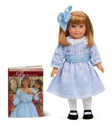 Nellie Mini Doll (American Girls Collection Mini Dolls