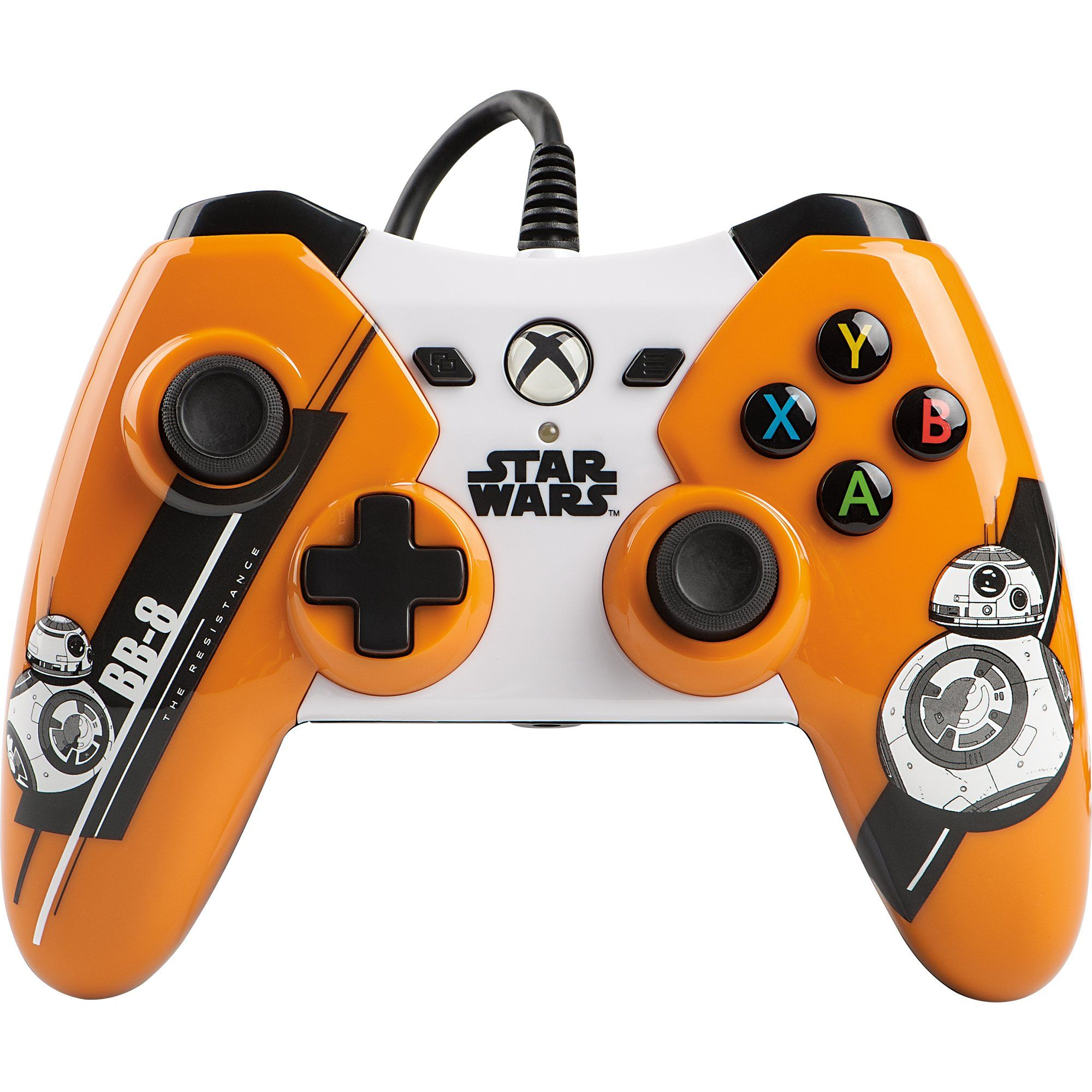 Star Wars Bb8 Wired Controller For Xbox One Be Sure To Check Out This Remarkable Item This Is An Affiliat Star Wars Xbox One Xbox One Controller Xbox One