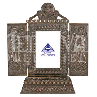 Triptych Picture Frame - SC7022 by Medieval Collectibles