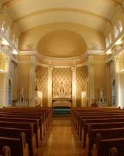 Holy Names Academy Wedding Chapel Rental Ceremony Site Art