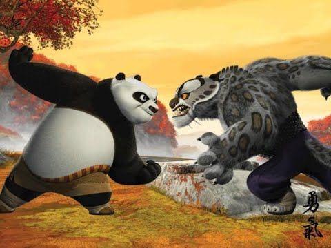 Po Vs Tai Lung Kung Fu Panda 3d Reaction By Monster React