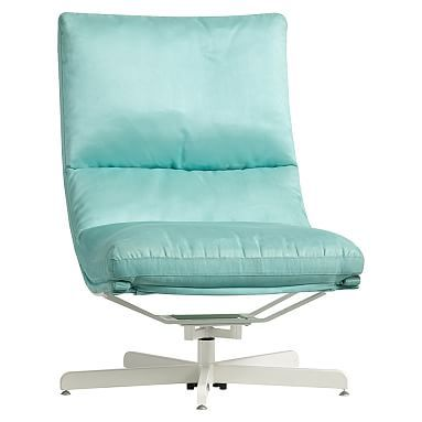 Suede Maverick Swivel Lounge Chair Chair And Ottoman Chair Lounge Chair