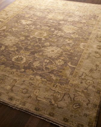 Quot Harmony Quot Oushak Rug At Neiman Marcus Rugs Traditional