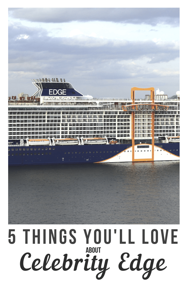 5 Things You'll Love About Celebrity Edge Celebrity