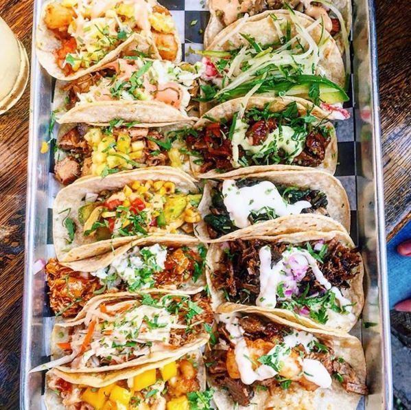 Is This Taco Heaven At Dontacova In Alexandria Va Vafoodie Tacosontacosontacos Instagram User Ski Taco Instagram Recipes Breakfast Video Yummy Lunches
