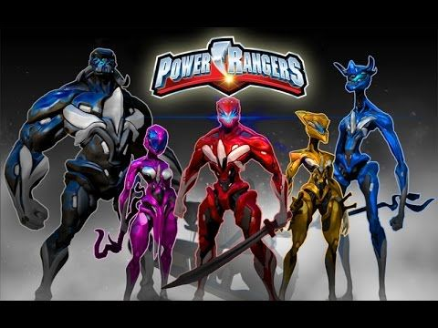 Power Rangers 2017 THE MOVIE Reboot Possible Casts (Spoilers)