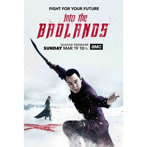 Where S The Remote Into The Badlands S2 E2 By Fandom City On