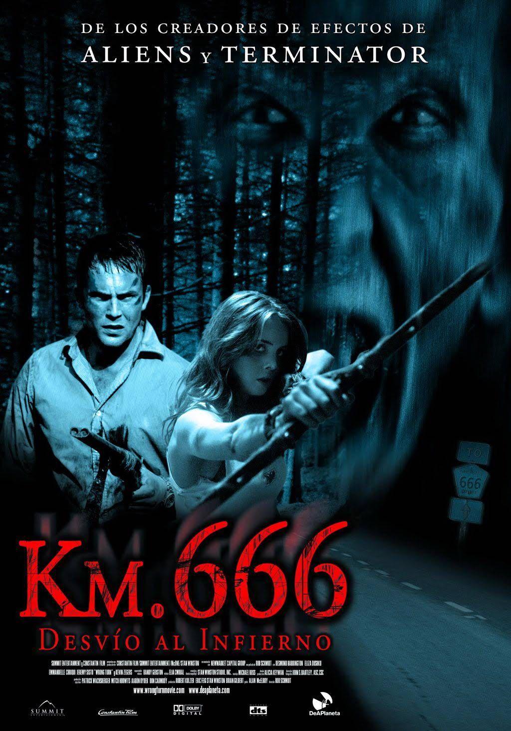 Km 666 Peliculas Completas Horror Movie Posters Peliculas