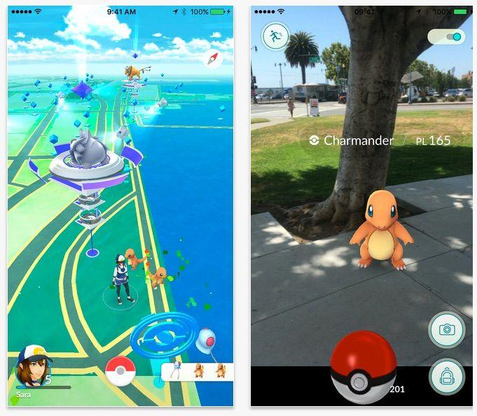 Los peligros de jugar a Pokemon Go: el nuevo videojuego de realidad aumentada de Nintendo que nos hace pasar buenos ratos en nuestro smarpthone.