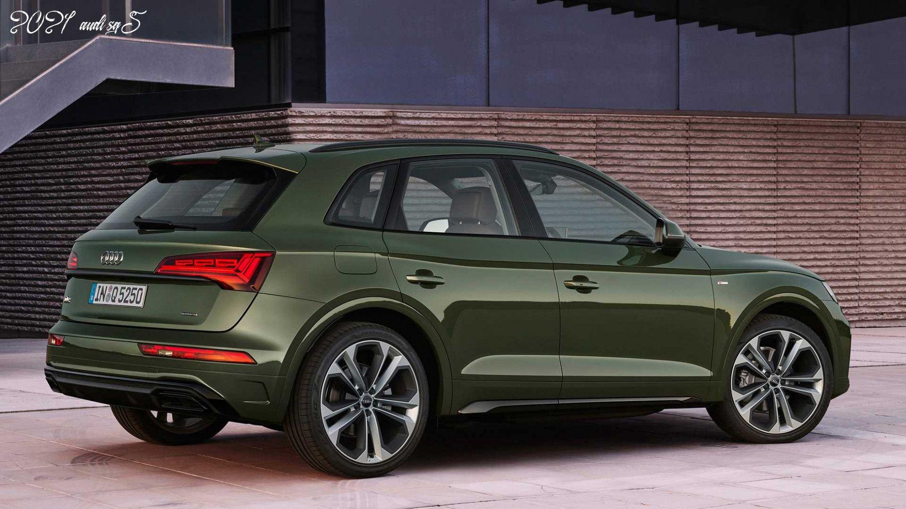 2021 Audi Sq5 In 2020 Audi Q5 Audi Sq5