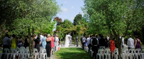 Wedding Ceremony Locations Markovina Vineyard Estate