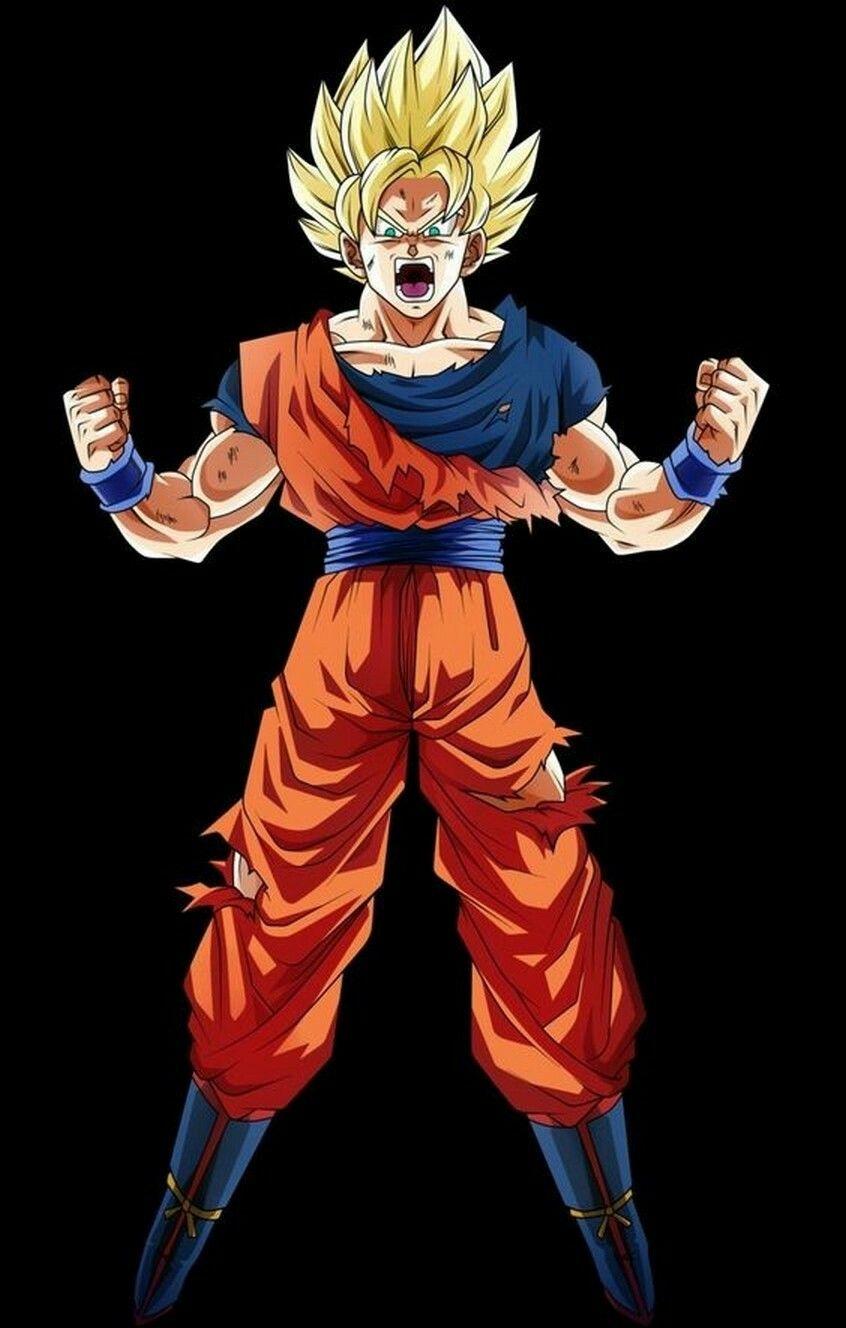 غوكو سوبر سايان In 2021 Dragon Ball Super Manga Anime Dragon Ball Super Dragon Ball Super Goku
