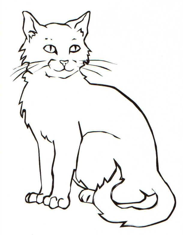 Enter Page Title Here Cat Coloring Book Cat Coloring Page