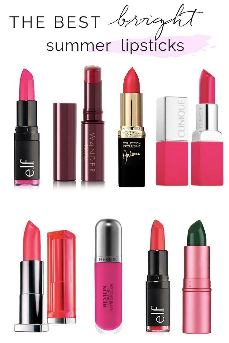Bright Coral pink Lipsticks