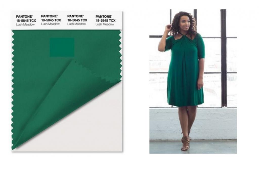 Fall Colors Pantone 2016 - plus size fashion inspiration